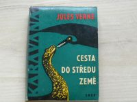 Karavana - Verne - Cesta do středu země (1965) il. Javorský