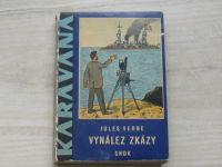 Karavana - Verne - Vynález zkázy (1962) il. Lhoták