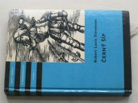 KOD 33 - Stevenson - Černý šíp (1970)