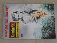 Komisař X a jeho velký případ sv. 011 - Krása na zabití (1992)