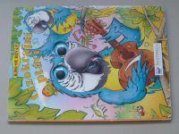 Laverdière - Cizokrajní ptáci - Kdo se dívá? (2006)