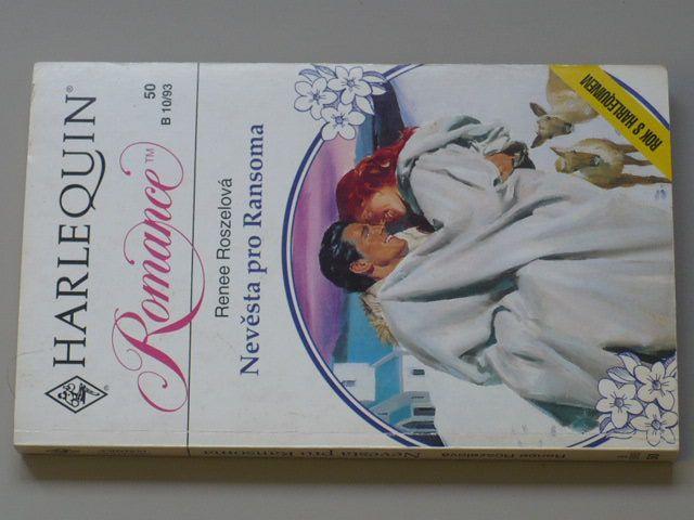 Romance 50 - Roszelová - Nevěsta pro Ransoma (1993)