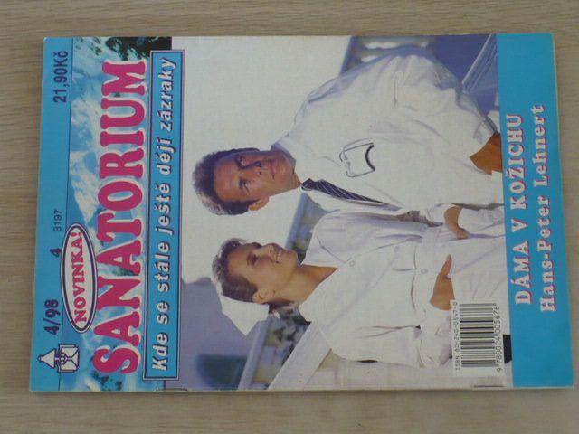 Sanatorium 4 - Lehnert - Dáma v kožichu (1998)