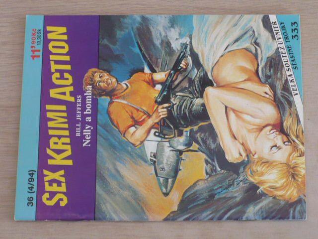 Sex, krimi, action 36 - Jeffers - Nelly a bomba (1994)