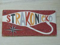 Soubor turistických map 19 - 1 : 100 000 - Strakonicko (1972)