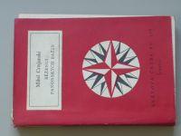 Světová četba sv. 282 - Crnjanski - Běženci panonských bažin (1981)