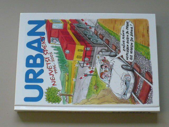 Urban - Největší špeky 1996 - 2003 (2003)