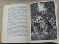 Julius Verne - Zemí šelem (Vilímek 1948) il. Burian