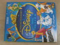 Klasické pohádky Disney - Sbírej, hraj si a uč se (2014) sběratelské album (nekompletní)