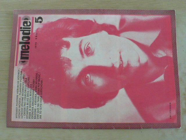 Melodie 5 (1975) ročník XIII.