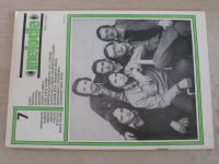 Melodie 1-12 (1977) ročník XV. (chybí čísla 2-5, 10, 12, 6 čísel)