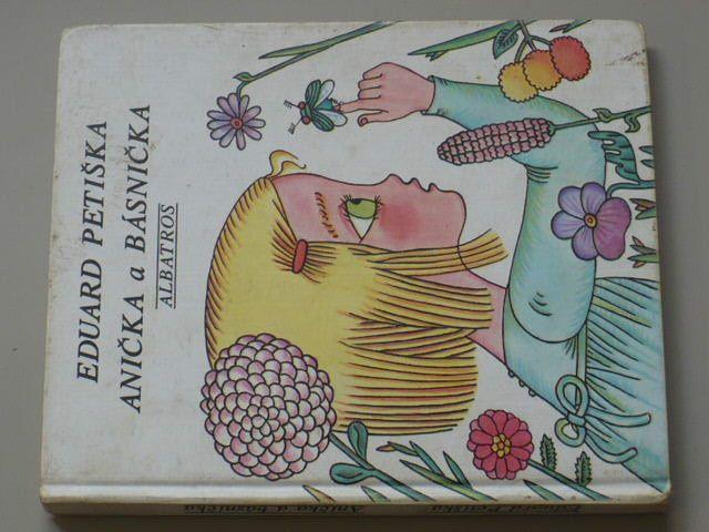Petiška - Anička a básnička (1987) il. H. Zmatlíková