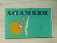 Soubor turistických map 1 : 100 000 - Beskydy (1973)
