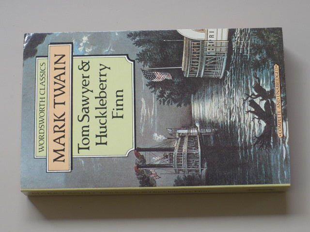 Twain - Tom Sawer & Huckleberry Finn (1993) anglicky