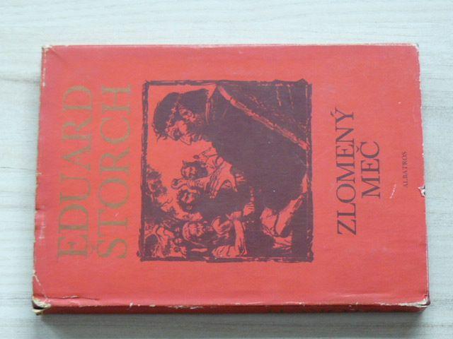 Eduard Štorch - Zlomený meč (1978) Povídka o markomanském králi Marobudovi