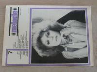 Melodie 1-12 (1978) ročník XVI. (chybí čísla 1, 3-6, 12, 6 čísel)