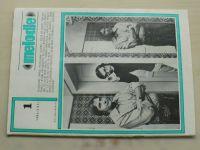 Melodie 1-12 (1980) ročník XVIII.