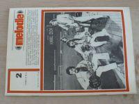 Melodie 2 (1980) ročník XVIII.