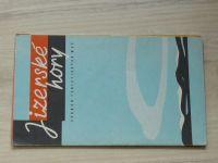 Soubor turistických map 1 - 1 : 100 000 - Jizerské hory (1964)