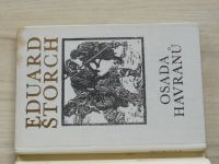 Štorch - Osada Havranů (1975) il. Burian