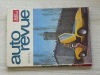 Auto Revue - Svět motorů  1973