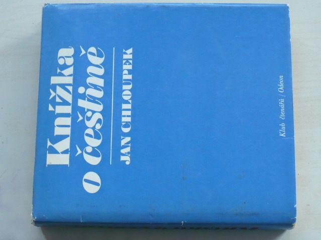 Chloupek - Knížka o češtině (1974)
