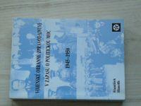 Hanzlík - Vojenské obranné zpravodajství v zápasu o politickou moc 1945-1950