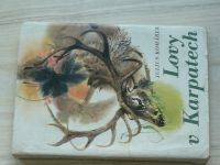 Komárek - Lovy v Karpatech (SZN 1975)