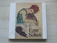 Kroutvor - Egon Schiele (1991) Malá galerie