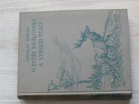 Marcha - O zvěři královské a verbeži ptačí (1931) il. Židlický