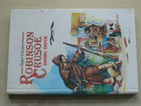 Defoe - Robinson Crusoe (nedatováno) anglicky