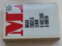Marx, Engels, Lenin - O kultuře a umění (1977)