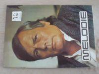 Melodie 1 (1987) ročník XXV.