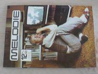 Melodie 12 (1987) ročník XXV.