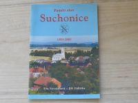 Navrátilová, Vidlička - Paměti obce Suchonice 1303 - 2003 (2003)