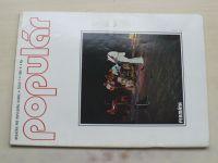 Populár 1 (1981) ročník XIII. (slovensky)