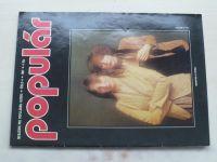 Populár 4 (1981) ročník XIII. (slovensky)