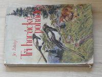 Židlický - Tři horácké pohádky (1944) il. Židlický