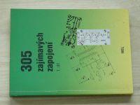 305 zajímavých zapojení 1. díl (1998)