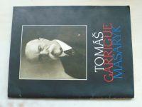 Černý - Tomáš Garrigue Masaryk (nedatováno)