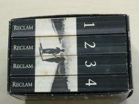 Film Klassiker 1. - 4. (1995) neměcky, 4 knihy