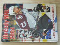 Hvězdy NHL 2004 + Češi a Slováci v sezoně 2002 - 03 (2003)