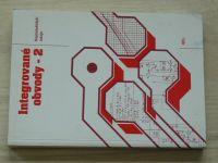 Integrované obvody - 2 - Nejdůležitější údaje  (1998)