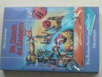 Jackson - Die Zitadelle des Zauberers (1984) Spielbuch