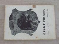 Český fousek 1-4 (1972) chybí čísla 3-4 (2 čísla)