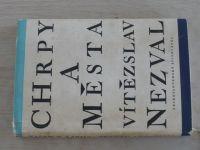 Nezval - Chrpy a města (1955)