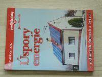 Novák - Úspory energie v rodinných domech a bytech (1999)
