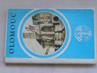 Olomouc - Turistický průvodce (1974)