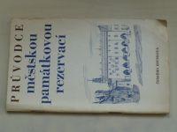 Průvodce městskou památkovou rezervací Českého Krumlova (1973)