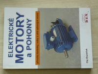 Roubíček - Elektrické motory a pohony (2004)